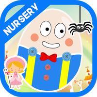Nursery Rhyme Eggs - Fun for Kids
