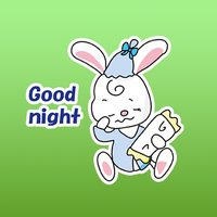 Cornelius The Cutest Bunny English Stickers