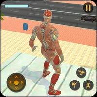 Super Heroes Robot Rescue Duty