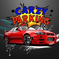Crazy Parking Games - Furious Car Speed Steering Wheel Buggy