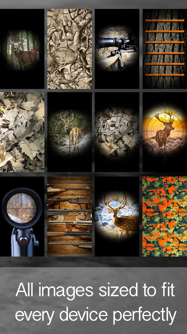 Deer Hunting Wallpaper Backgrounds Lockscreens Shelves App For Iphone Free Download Deer Hunting Wallpaper Backgrounds Lockscreens Shelves For Ipad Iphone At Apppure