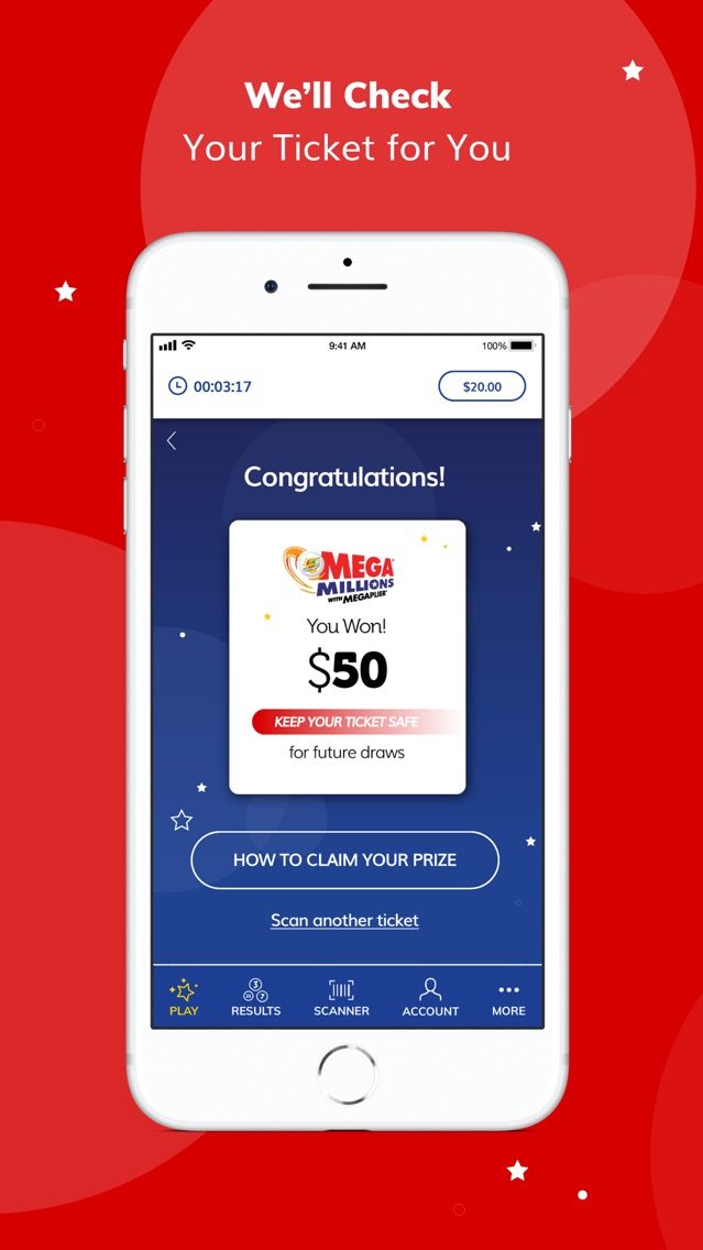 Illinois Lottery Official App App for iPhone - Free Download