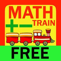 Math Train Free - Addition Subtraction for kids