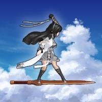 御剑飞行-龙姑娘
