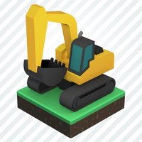 Excavator Game (CAWP Arcade)
