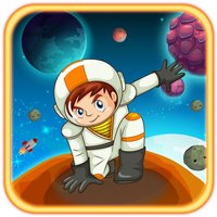 Space Rescue use jet pack to avoid traps & escape