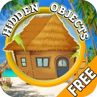 Free Hidden Objects:Beach House Search & Find