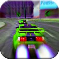 Crazy Car Racing HD