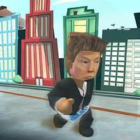 Angry Trump Run