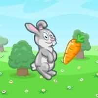 Bunny Rabbit Puzzle Carrot