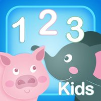 123 Numbers: Animals For Kids