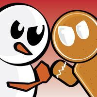 Gingerbread VS. Snowmen
