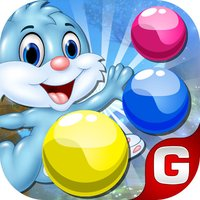 Bubble Shooter Bunny Easter Match 3 Game
