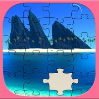 The Beach Island Jigsaw Puzzles Collection HD