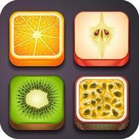 水果连连看 - 休闲,免费, 好玩, 萌萌哒