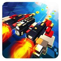Pixel Shooter: Sky Force War - Spacecraft Attack