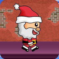 Christmas Holiday Kid Toy Adventure Jump Game