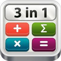 Calculator 3 in 1