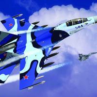 空中轰炸中队-飞行模拟器