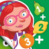 Shop & Math - Games for Toddlers to Learn Counting