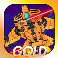 Space Matter Gold