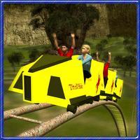 Roller Coaster Ride Simulator & Amusement Park 3d