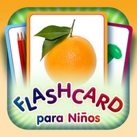 Spanish Flashcards for Kids and logic game «Find a Picture»