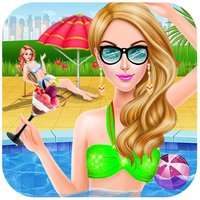 Crazy Girls Pool Party