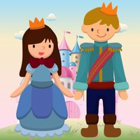 Princess Prince Coloring Book Games For Kids Free