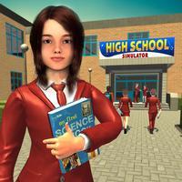 High School Simulator Game
