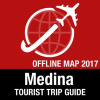 Medina Tourist Guide + Offline Map