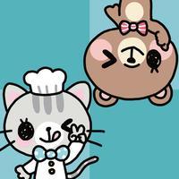 KawaiiReversi-定番無料パズルゲーム