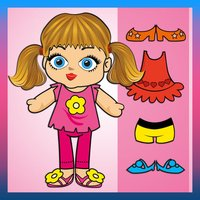 Doll Dress Up Puzzle