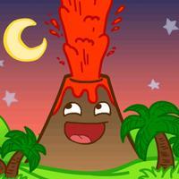 Eruption Of Volcano
