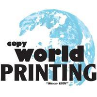 Copy World Printing
