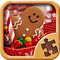 Candy Jigsaw Puzzles  - Fun Matching Games