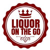 Liquor on the Go