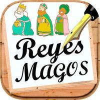 Creates the menu for SSMM Kings Magi from the East: Melchor, Gaspar and Baltasar