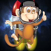 Space Jetpack Monkey