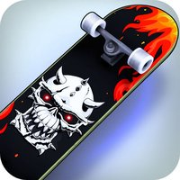 Skateboard Freestyle Skater 3D