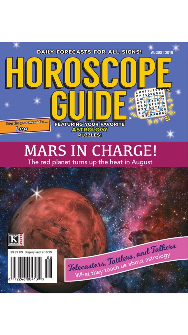 Horoscope Guide App for iPhone - Free Download Horoscope