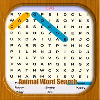 Animal Word Search - Free