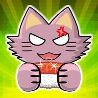 Cat likes Sushi