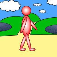 Walking GPS