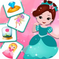 Princesses game for girls - Brain training