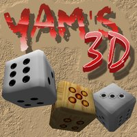 Yams 3D -The French Poker Dice-