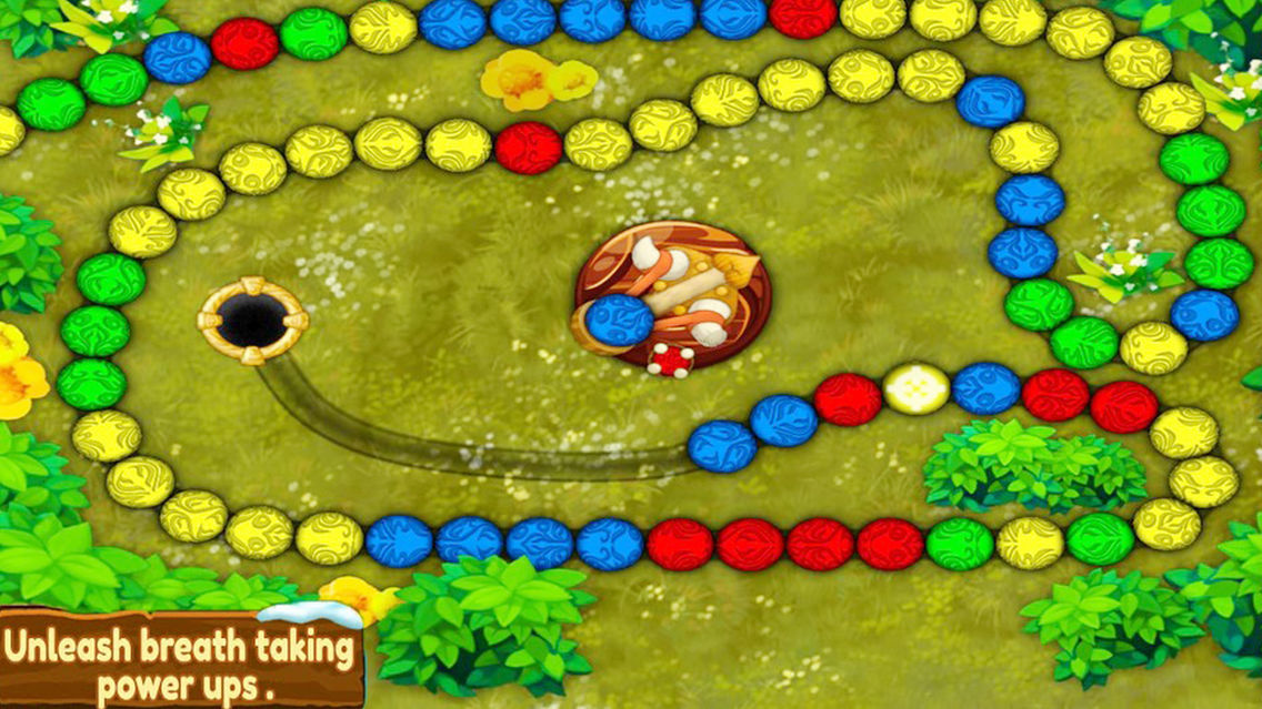 Magical Zuma Game 19 App for iPhone - Free Download Magical Zuma