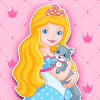 Princesses, Mermaids & Fairies Puzzle Game *PRO