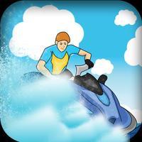 Boat Rush - Surf and Wave Splash Mad Traffic Trials MX