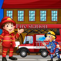 A Fire-Fighter Game For Boy-s and Girl-s: Kids Sort-ing Game with Fun-ny Tasks: Play with truck-s